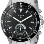 Fossil Hybrid Smartwatch – Q Crewmaster Stainless Steel