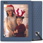 Nixplay Seed 8 inch WiFi Digital Photo Frame – Blue