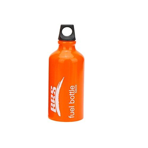 Balai 750ml Outdoor Camping Petrol Kerosene Diesel Oil Bottle Alcohol Liquid Gas Fuel Storager