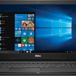 Dell Inspiron 15.6 inch HD Touchscreen Flagship High Performance Laptop PC | Intel Core i5-7200U | 8GB RAM | 2TB HDD | DVD +/-RW | Bluetooth | WIFI | Windows 10 (Black)