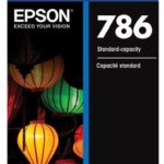 Epson T786520 DURABrite Ultra Standard-Capacity Color Ink Cartridge, Multipack