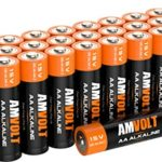 AA Batteries [Ultra Power] Premium LR6 Alkaline Battery 1.5 Volt Non Rechargeable Batteries for Watches Clocks Remotes Games Controllers Toys & Electronic Devices – 2020 Expiry Date (28 Pack)