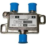 Linear 2512 ChannelPlus DC & IR Passing 2-Way Splitter/Combiner