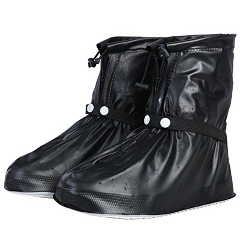 Rain Cover for Shoes SWISSWELL Black 2XL