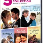 Nicholas Sparks 5 Film Collection (Valentine's Day Collection)