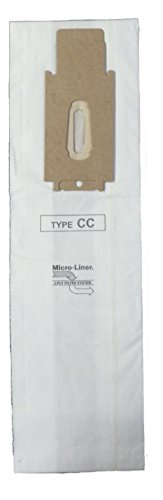 Oreck XL & CC Microlined Filtration Bags by Home Care Products, 8 bags – CCPK80H, CCPK80F, CCPK8DW, PK80009, PK80009DW, CCPK8 with Bag Dock