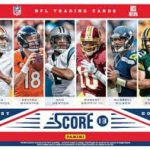 400 Card NFL Football Gift Set featuring a nice assortment of cards from the past 10 years plus a bonus factory sealed pack of 2017 Leaf Draft FB – inc. many Superstars and Rookie Cards in each lot