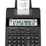 Casio HR-170RC Mini Desktop Printing Calculator