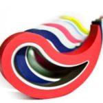 Flux Products Stoppy Universal Door Stop Assorted Colors