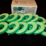 Ecolab Pathways 4″ Rings Solid Drain Sanitizer Box of 12