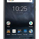 Nokia 6 – 32 GB – Unlocked (AT&T/T-Mobile) – Black – Prime Exclusive