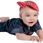 Princess Paradise Baby Girls' Rosie The Riveter, Blue, Newborn