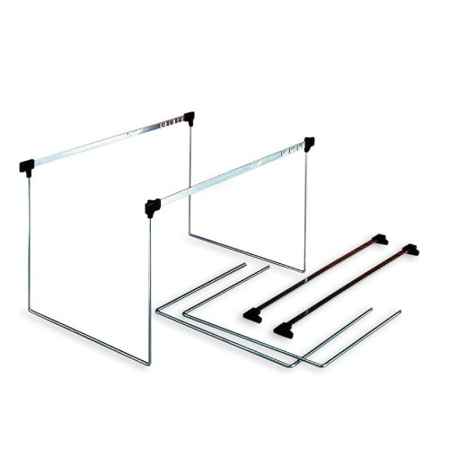 Esselte Actionframe Drawer File Frame Letter Size, 2 Pack (AFF24)