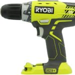 Ryobi P208 One+ 18V Lithium Ion Drill / Driver with 1/2 Inch Keyless Chuck (Batteries Not Included, Power Tool Only)