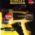 STANLEY SL10LEDS FATMAX Rechargeable 920 Lumen LED Lithium Ion Spotlight