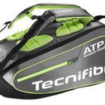 Tecnifibre Tour Ergonomy ATP Racketbag – Silver, 9 Litre by Tecnifibre