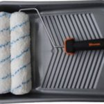 Microfiber Paint Roller Set (4pc)