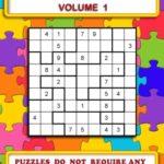 Jigsaw Sudoku: 200 Medium Jigsaw Sudoku Puzzles Volume 1