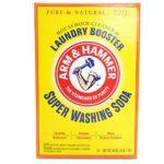 Arm & Hammer, Super Washing Soda Detergent Booster – 55 oz by Arm & Hammer