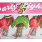 Camco 42662 Flamingos and Palm Tree Party Light by Camco