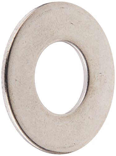 Hillman 830506 Stainless Steel 3/8-Inch Flat Washers, 100-Pack
