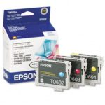 Epson Color Multi-pack Ink Cartridges (TO60520) – T060520