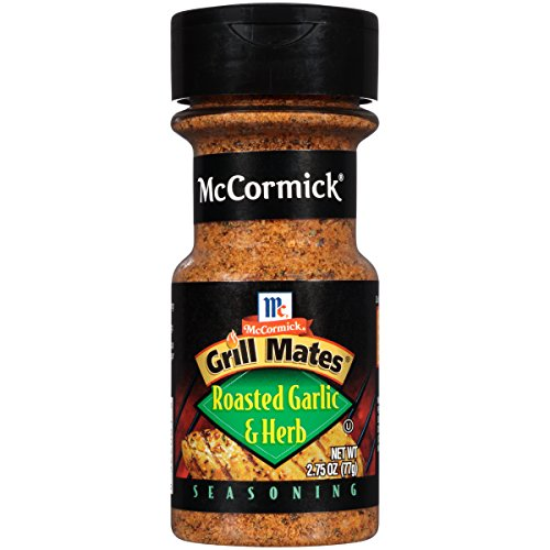 McCormick Grill Mates Roasted Garlic & Herb, 2.75 oz