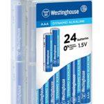Westinghouse Dynamo Alkaline Batteries (AAA, 24)