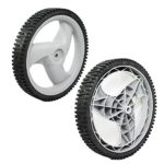 Craftsman Husqvarna 431880X460 Lawn Mower Wheel Genuine Original Equipment Manufacturer (OEM) part