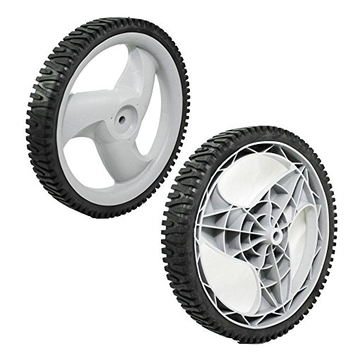 Craftsman Husqvarna 431880X460 Lawn Mower Wheel Genuine Original Equipment Manufacturer (OEM) part