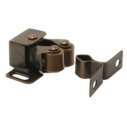Prime-Line Products R 7174 RV and Mobile Home Double Pole Roller Catch,(Pack of 2)