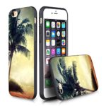 Iphone 6s Case Personalized Design FTFCASE (TM) iPhone 6/6s (4.7 Inch) Black Cell Phone Case Beach corner