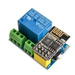 Cloudfriend ESP8266 5V WiFi relay module Things smart home remote control switch phone APP ESP-01