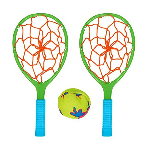 Amscan Fun Filled Summer Splash Net Catch Game Party Activity (Pack of 3), Multicolor, 13