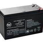Belkin Regulator Pro Gold-Serial F6C625-SER 12V 9Ah UPS Battery – This is an AJC Brand Replacement
