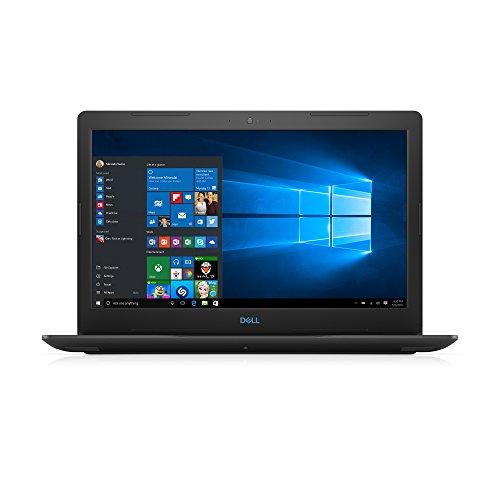 Dell Gaming Laptop – 15″ FHD, 8th Gen Intel Core i7-8750H CPU, 16GB RAM, 256GB SSD+1TB HDD, NVIDIA GeForce GTX 1050TI, Windows 10 Home, Black – G3579-7989BLK-PUS
