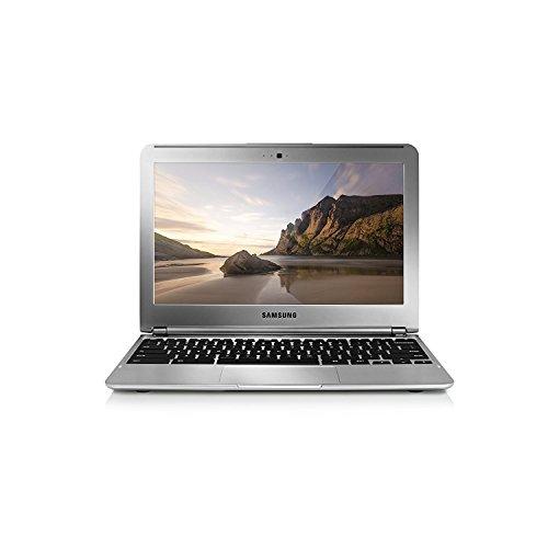 Samsung Chromebook (Wi-Fi, 11.6-Inch) – Silver (Certified Refurbished)