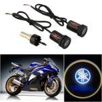 CHAMPLED For YAMAHA Laser Projector Logo Illuminated Emblem Step courtesy Light Lighting symbol sign Badge LED Glow Motorcycle Performance Tuning Accessory
