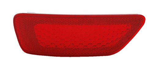 TYC 17-5288-00 Jeep Left Replacement Reflex Reflector