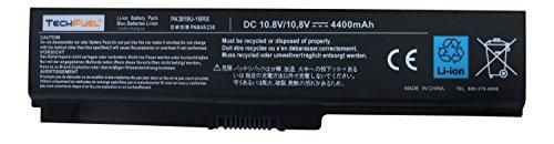 TechFuel PA3817U-1BRS PA3818U-1BRS Laptop Battery for Toshiba Satellite Laptops – Professional Performance (6-cell, 4400mAh 48Wh)