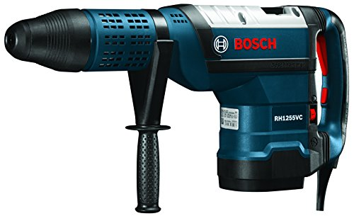 Bosch RH1255VC SDS-Max Rotary Hammer, 2″