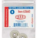 Reed 2PK-73515 Heavy Duty Cutter Wheel, 2-Pack