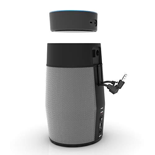 Smart Wireless Speaker for Amazon Echo Dot 2nd Generation, Echo Dot Portable Speaker, Built-in Rechargeable Battery – Unleash Your Alexa