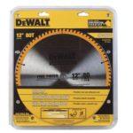 Dewalt DW3128 12″ 80T Fine Finish Circular Saw Blade