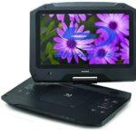 Sylvania 14-Inch 720p Portable Blu-Ray, DVD, CD, USB, SD Multi Media Player High Resolution HD