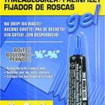 Vibra-TITE 12506BC 125 Removable Medium Strength Gel Anaerobic Threadlocker, 125, Blue