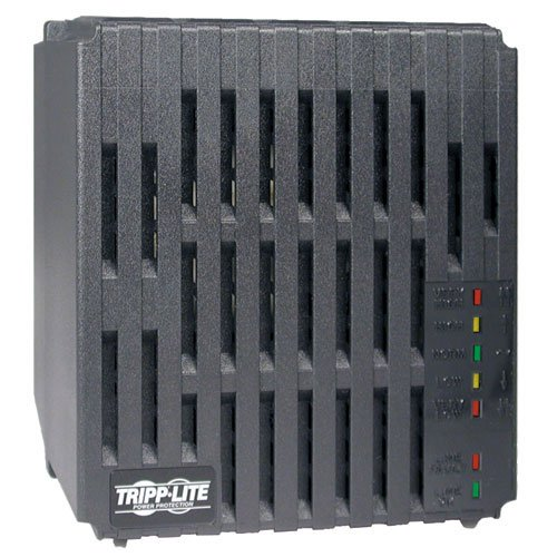 Tripp Lite LC1200 Line Conditioner 1200W AVR Surge 120V 10A 60Hz 4 Outlet 7-Feet Cord