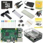 CanaKit Raspberry Pi 3 Ultimate Starter Kit – 32 GB Edition