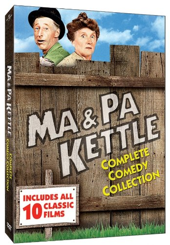 Ma & Pa Kettle Complete Comedy Collection