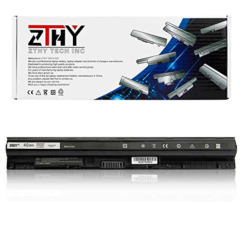 ZTHY M5Y1K (14.8V 40Wh 2630mAh) Laptop Battery DELL Inspiron 3451 3551 3458 3558 5558 5758 5555 5551 Vostro 3458 3558 Inspiron 14 15 5000 Series